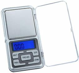0.01g - 200g Gram Mini Digital LCD Balance Weight Pocket Jew