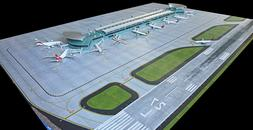 Gemini Jets 1:400 Scale DELUXE Airport Terminal & Mat  IN ST