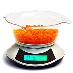 10,000 x 1 GRAM 22 LB x 0.05 OZ DIGITAL KITCHEN FOOD SCALE W