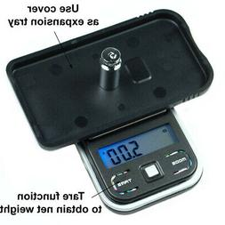 100g x 0.01g Digital Pocket Scale,  Mini High Precision Port