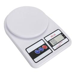 10kg x 1g Digital Electronic LCD Kitchen Weight Scales Diet