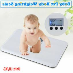 150kg/100g Portable Digital Baby Pet Scale Weight Weighing T