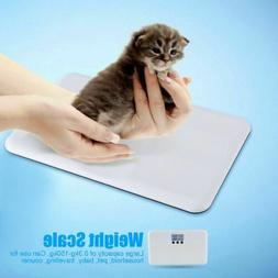 150kg Baby Weight Scale Digital LCD Electronic Body Pet Pupp