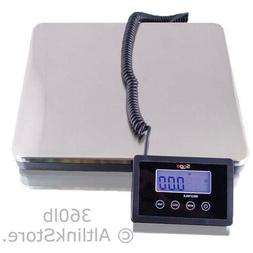 SAGA 360 lb X 0.1 S Digital Postal Scale For Shipping Weight