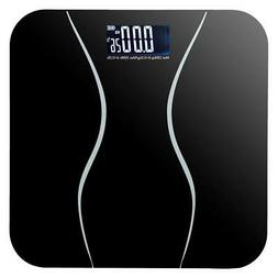 LEADZM 180KG Digital Electronic LCD Bathroom Weighing Scale