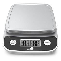 1byone Digital Kitchen Scale Precise Cooking Scale and Bakin