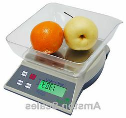 3000 x 0.1 GRAM 6.5 LB DIGITAL KITCHEN FOOD SCALE DIET PORTI