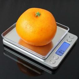 3000g X 0.1g 0.01g Digital Pocket Scale Jewelry Weight Elect