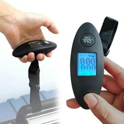40KG 88Lbs Digital Travel Portable Handheld Weighing Luggage