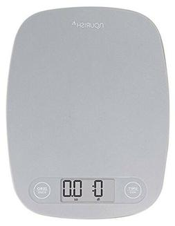 Greater Goods 480 Di Digital Kitchen Food Scale-Ultra Slim,