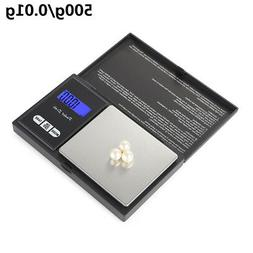 500g Precision Digital Scales for Jewelry 0.01 Weight Electr