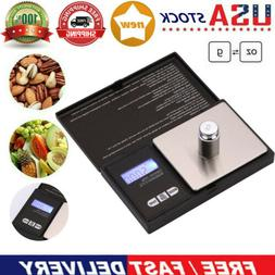 500g stainless steel digital lcd electronic kitchen