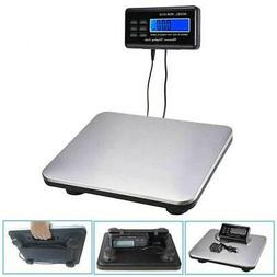 660lbs x 0.1LB Digital Backlit LCD Display Floor Platform Sh