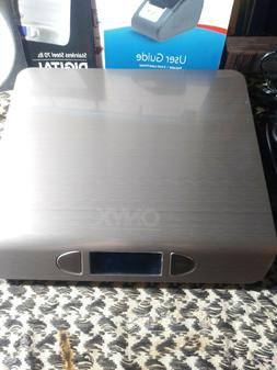 ONYX 70LBS CAPACITY SHIPPING SCALE