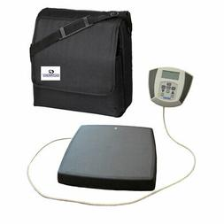 HealthOMeter 752KL Remote Display Scale w/ AC Adapter & Carr