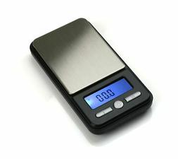 American Weigh Scale Ac-100 Digital Pocket Gram Scale, Black