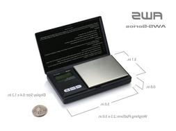American Weigh Scales 100G X 0.01G Digital Scale, With Seasi