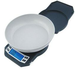 American Weigh Scales LB-1000 Compact Digital Scale with Rem
