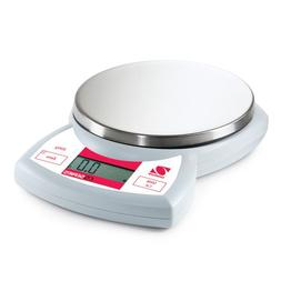 Ohaus CS5000 Compact Scale, 5000g Capacity and 1g Readabilit