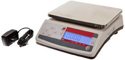 Ohaus V11P6T Valor Compact Precision Scale with Dual Display