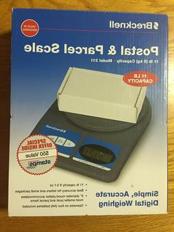 SALTER BRECKNELL Electronic Weight-Only Utility Scale, 11lb