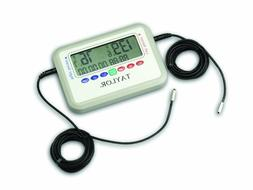 Taylor Precision Products Digital Recording Thermometer with