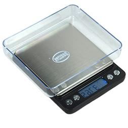 Horizon ACCT-500 Digital Precision Jewelry Scale w Trays, 50
