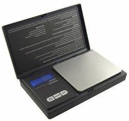 American Weigh Scale AWS-100 Digital Pocket Scale, 100g X 0.