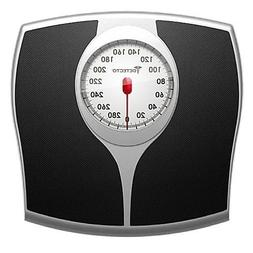 Detecto Pro Style Analog Bathroom Scale with 5-Inch Easy-rea