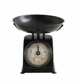 Creative Co-Op Antique Black Metal Scale