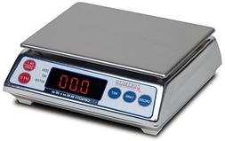 "Detecto AP-6 All Purpose Scale, 6 lb. Capacity, 6.75"" x 5.25"
