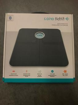 aria 2 wi fi smart scale black