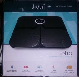 Fitbit Aria WiFi Smart Scale - Syncs Wirelessly - Up to Eigh