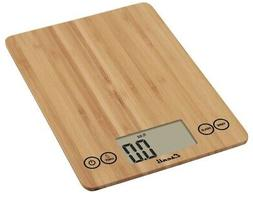 Arti Bamboo Digital Kitchen Scale