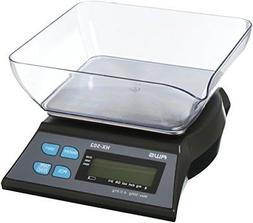 AWS HX-502 Table Top Loader Bench Scale 500g x 0.01g AC Adap