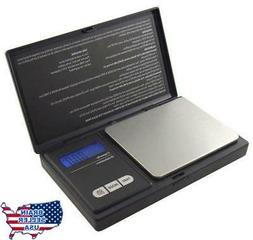 American Weigh Scales AWS-100-BLK Digital Pocket Scale - Bla
