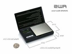 American Weigh Scales AWS Series Digital Pocket Weight Scale