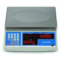 Brecknell B-140-60 Counting Scale, 30 KG x 1 G, 60 LB x 0.00