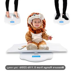 Baby Scale Toddler Digital Scale High Accuracy LCD Display M