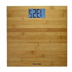 Health o meter Bamboo Weight Tracking Scale HDM456DQ-86