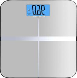 Digital Bathroom Scale Balance - High Accuracy Premium - Ext