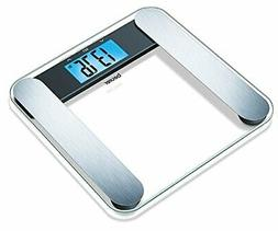Beurer BF220 Digital Glass Body Analysis Scale, Measures Wei