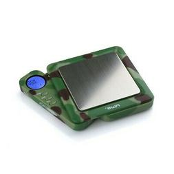 AWS BL100CAM Camo Green Digital Weight Scale