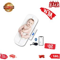 Bluetooth Digital Baby Scale, Multifunction Pet and Infant S