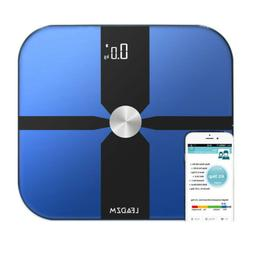 Bluetooth Scale Body Weight Fat Bathroom BMI Bone Analyzer F