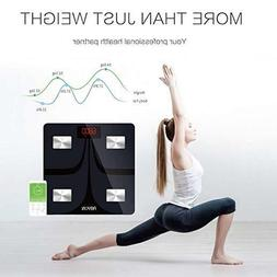 Bluetooth Scale Digital Weight and Body Fat Scale Compositio
