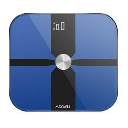 Bluetooth Smart Digital Scale Body Weight Fat Analyzer For i