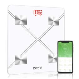 Bluetooth Smart Scales Digital Weight and Body Fat - Fitness