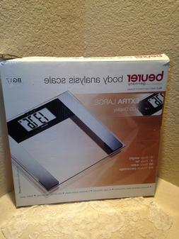 Beurer Body Analysis Bathroom Scale - LCD - Ten User Memory