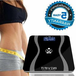 INEVIFIT BODY-ANALYZER SCALE, Highly Accurate Digital Bathro